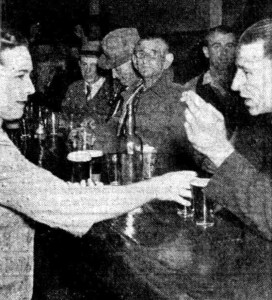Brisbane bar 1950s