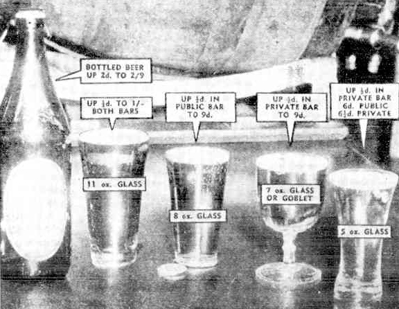 1953 beer prices