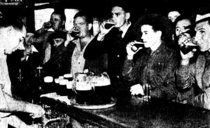 orient hotel sydney 1946