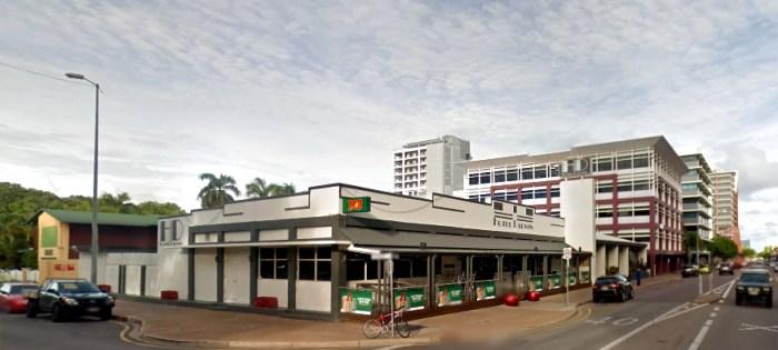 Hotel Darwin 2016