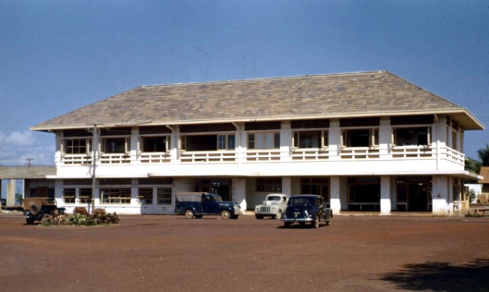 Hotel Darwin NT 1948