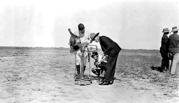 weigh in birdsville races 1926
