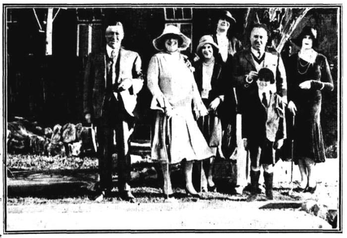 lockett family woolpack hotel parramatta 1930