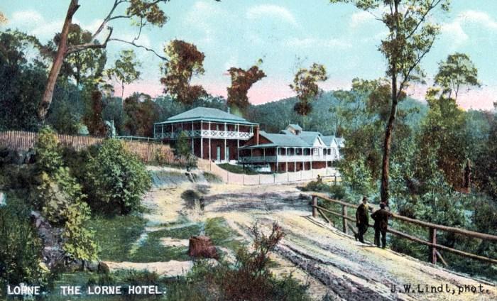lorne hotel victoria 1906