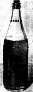 bottled schooner beer