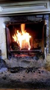 gladstone hotel newbridge fire place