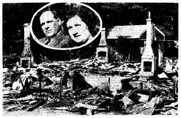 warrandyte hotel fire 1925