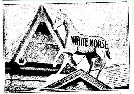 white horse inn Box Hill