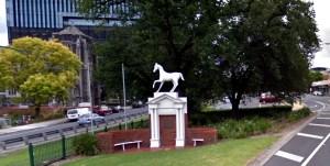 white horse replica box hill