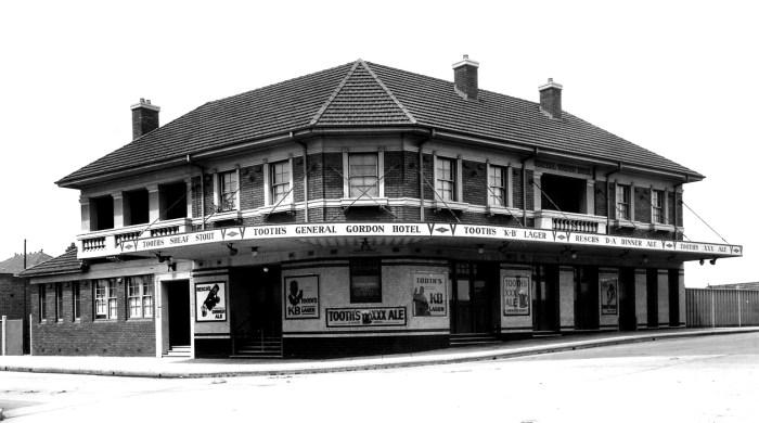 General Gordon Hotel 1933
