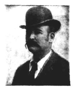 George Brown Daylesford publican 1900