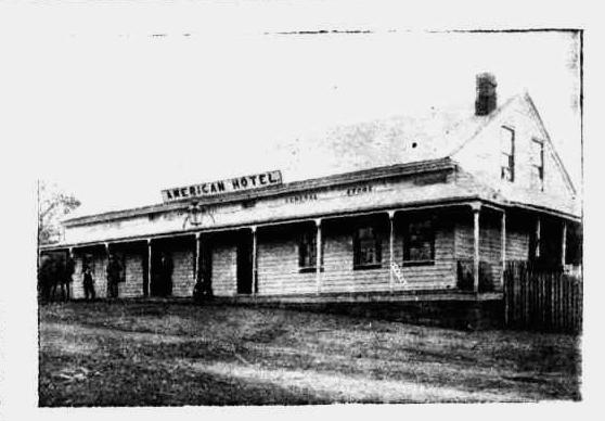 american hotel hepburn victoria 1900
