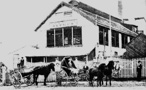 dolphin brewery victroria 1900