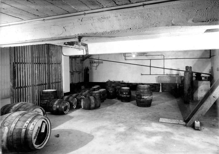 golden barley cellar