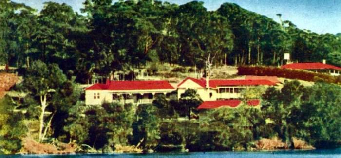 gypsy point hotel mallacoota vic 1964