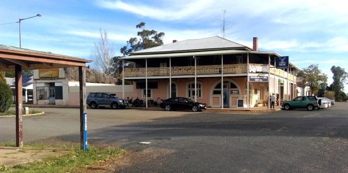 Koorwawatha Hotel Koorawatha NSW 2017 TG