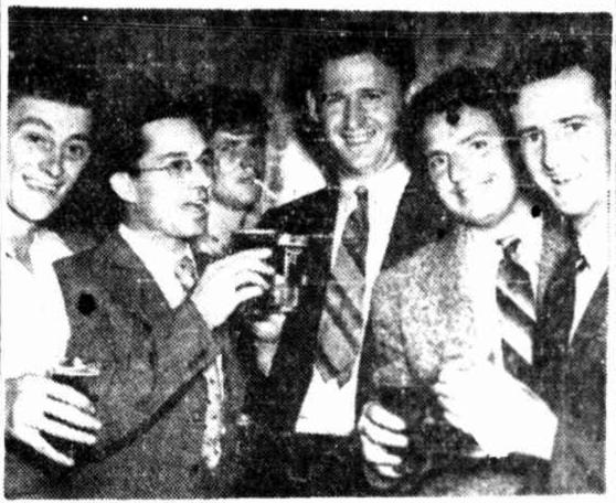 NYE 1947 Newcastle