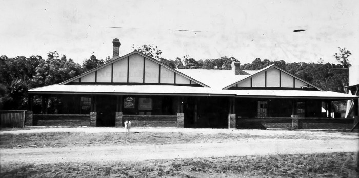 Neville Hotel Neville NSW 1939 ANU