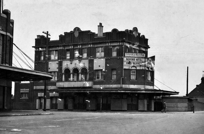 Bedford Hotel Redfern 1949 ANU