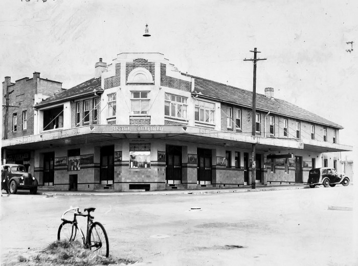 Belfield Hotel North Belmore NSW 1949 ANU