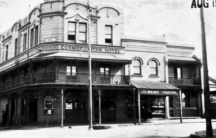 Cosmopolitan Hotel Erskineville august 1930 anu_1_1_1
