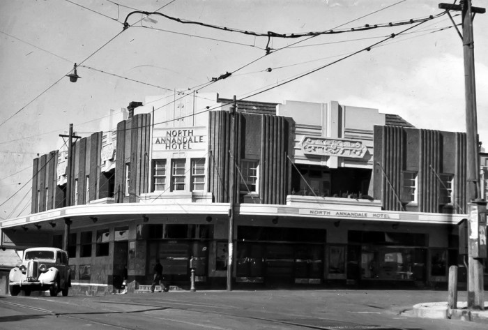 North Annandale Hotel NSW 1949 ANU