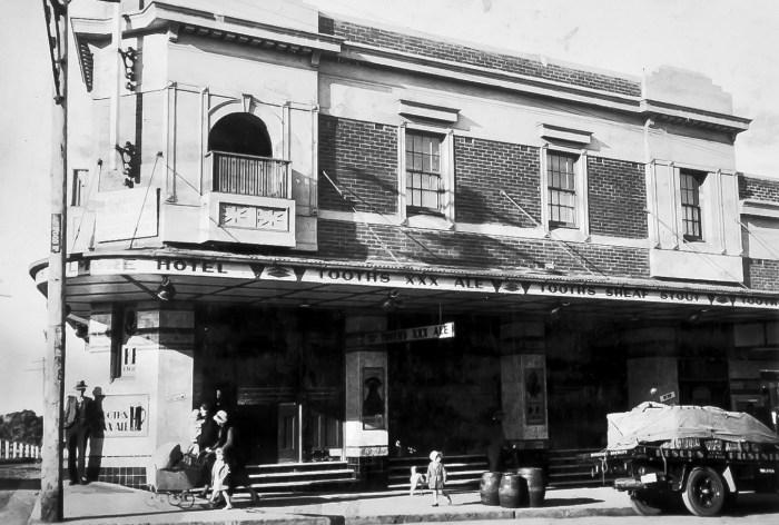 Belmore Hotel Belmore NSW 1936 a ANU