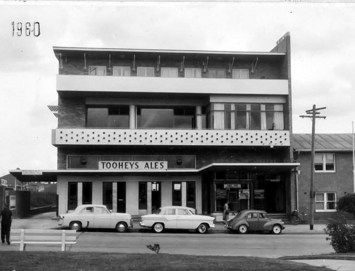 Enfield Boulevarde Hotel Enfield 1960 ANU