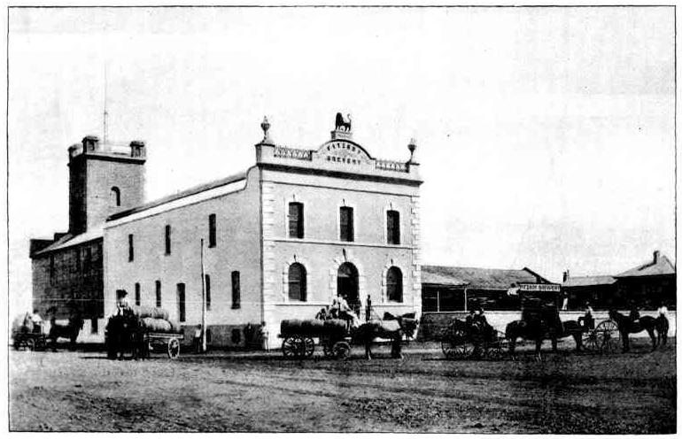 Fitzroy Brewery, Rockhampton