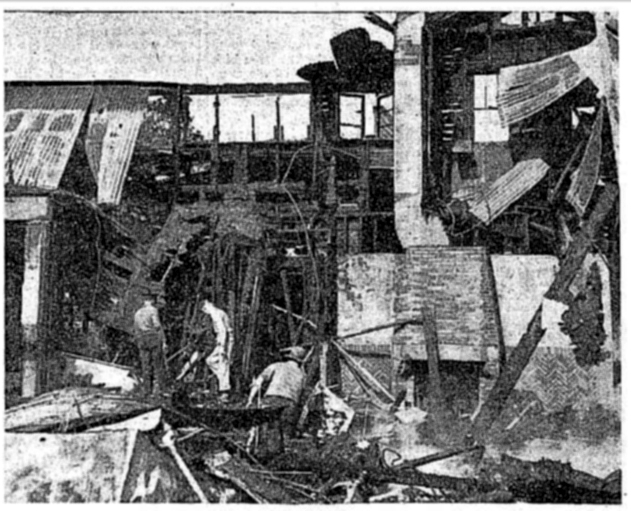 surfers paradise hotel fire 1936 b
