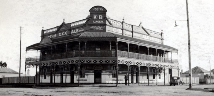 Aberdare Hotel Weston NSW 1930 ANU