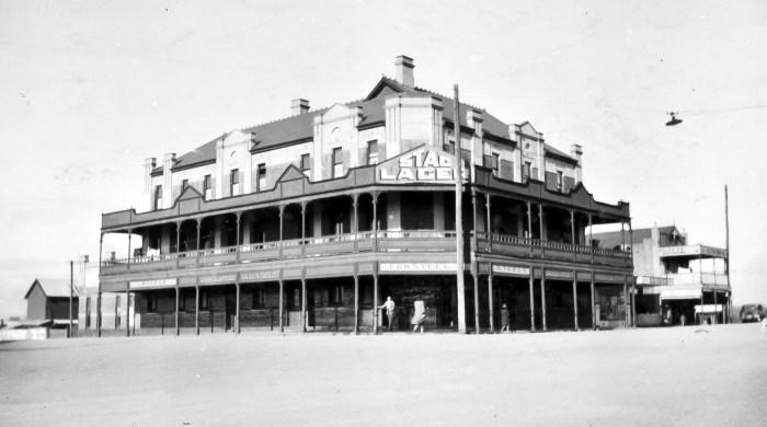 Chelmsford Hotel Kurri Kurri1930 ANU