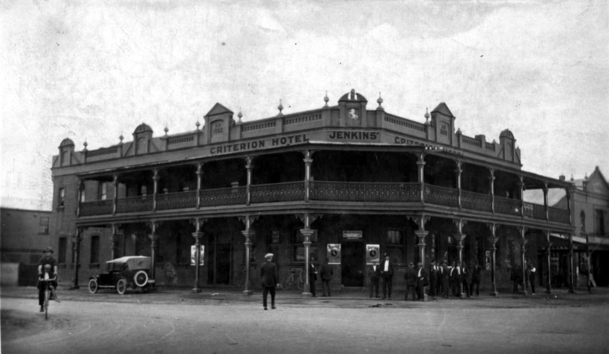 Criterion Hotel, Weston