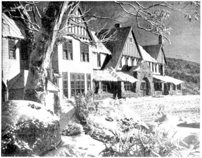 kosciusko hotel 1937