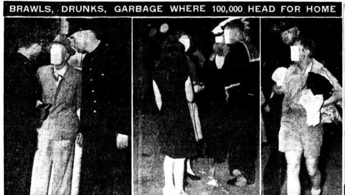 pub problems wynyard sydney 1947