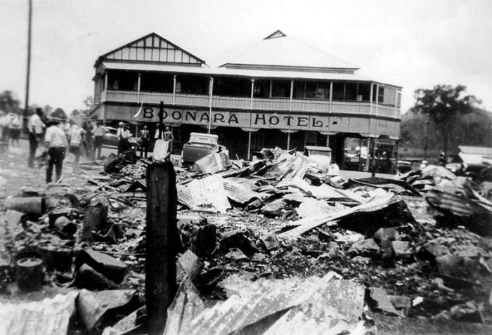 boonara hotel 1939