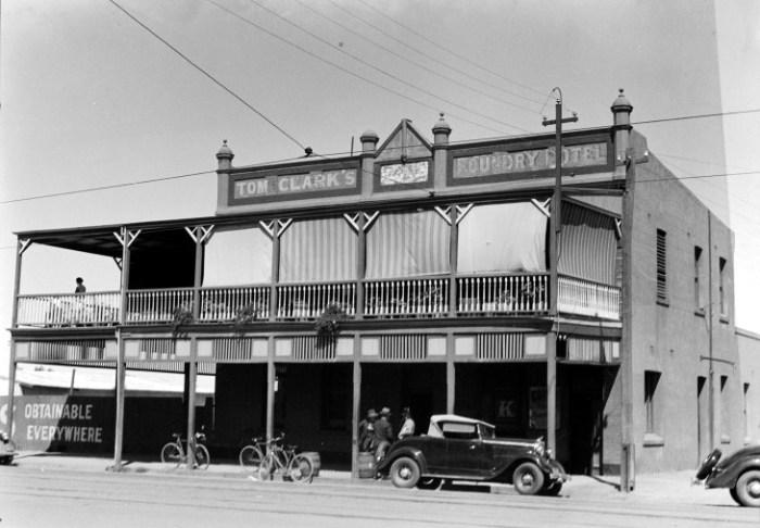 foundry hotel kalgoorlie wa 1935 WA LIbrary