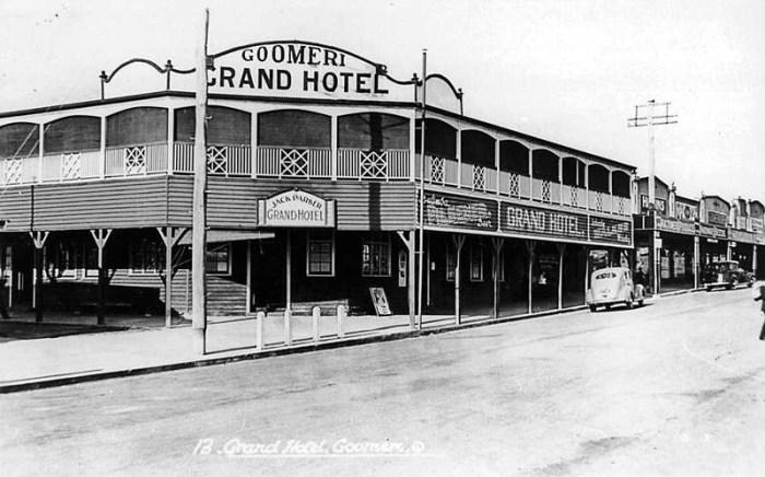 grand hotel boonara c1938