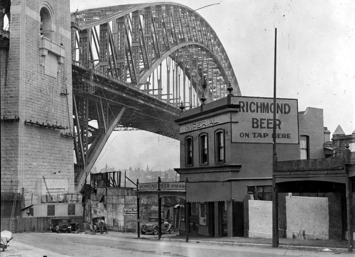 imperial hotel north sydney fairfax collection C1932