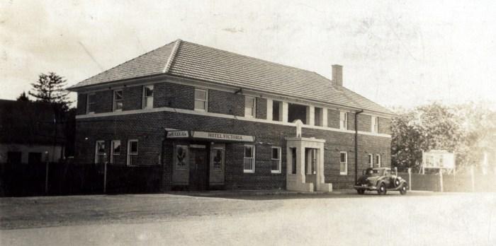 North Wollongong Hotel Wollongong 1938 ANU