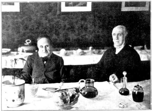 cw hacket and watts newland exhcnage hotel adelaide 1918