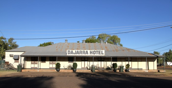 dajarra hotel dajarra queensland photo Mark Etherton