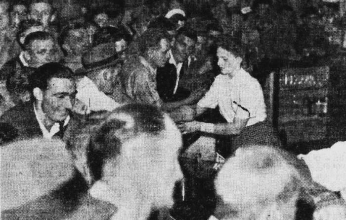 merryfields hotel woolloomooloo sydney 1948