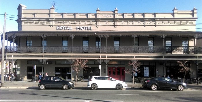 royal hotel randwick 2018 TG 2