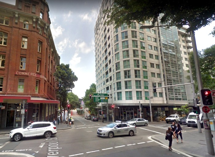 site of sussex hotel sydney google