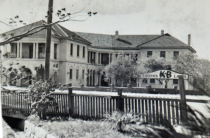 Dee Why Hotel 1949 ANU