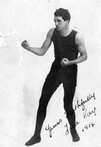 Frederick John Kay boxing