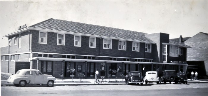 Pagewood Rex Hotel, Maroubra 1960 ANU
