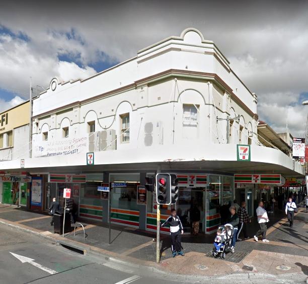 former Tattersalls Hotel Parramatta Google 1