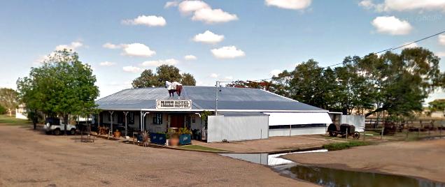prairie hotel google streetview